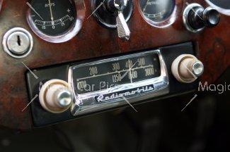 Jaguar | XK140 | 1956 | original Radiomobile radio, stereo